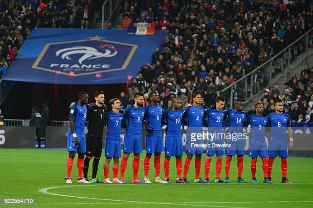 Moussa Sissoko midfielder Hugo Lloris goalkeeper Antoine Griezmann forward Olivier Giroud forward Paul Pogba midfielder Djibril Sidibe defender...