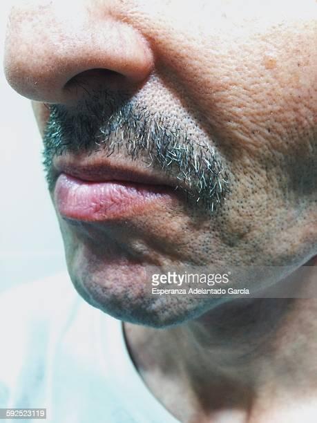 Moustache selfie November 11 2015