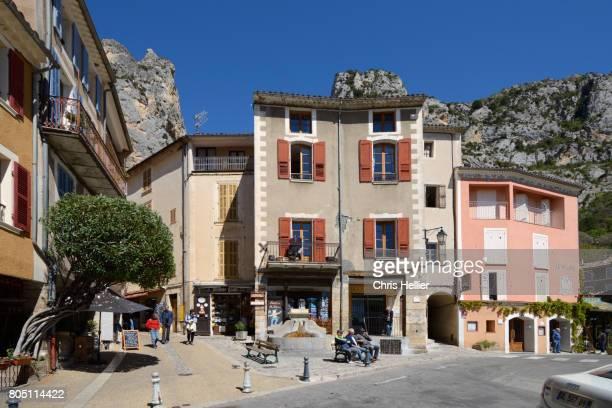 Moustiers or Mousiers-Sainte-Marie Provence