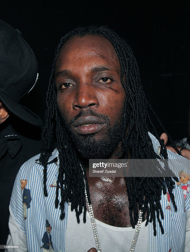 Movado attends the DJ ProStyle Birthday Concert at Hammerstein Ballroom on April 30, 2012 in New York City.