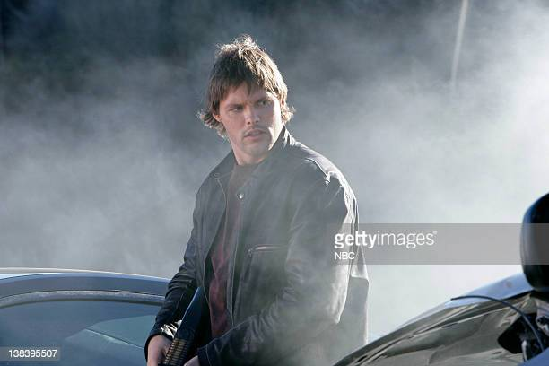 'KNIGHT RIDER' Movie Airdate 2/17/2008 Pictured Justin Bruening as Mike Traceur