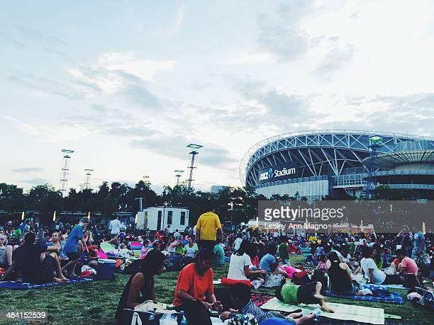 Movie At Sydney Olympic Park