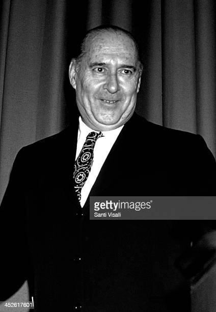 Movie Director Roberto Rossellini posing for a photo on October 5 1967 in New York New York