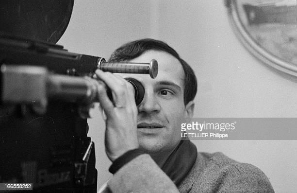 Movie 'L'Amour À Vingt Ans' By Francois Truffaut France le 31 janvier 1962 portrait du cinéaste français François TRUFFAUT à l'occasion de la sortie...