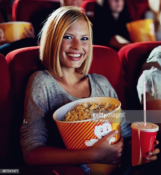 Aufenthalt mit Kinobesuch
