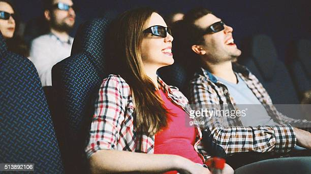 Movie night.