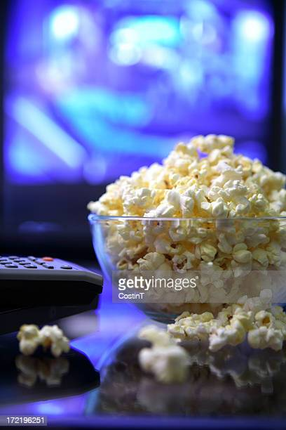 night.Popcorn remoto film e televisione.