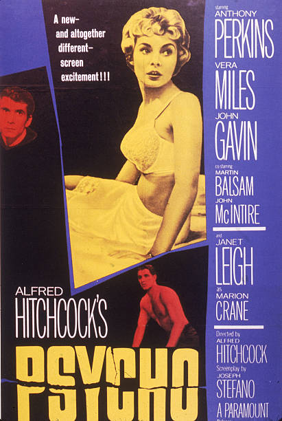 UNS: 16th June 1960 - 60 Years Since Film 'Psycho' Was Released