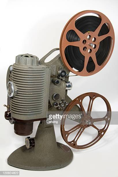 Movie Projector and Film Reels