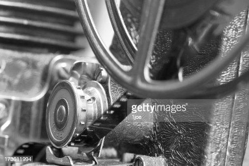 movie projector gears