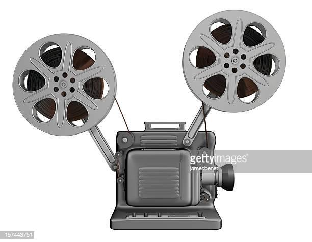 Film proiettore lato (3D