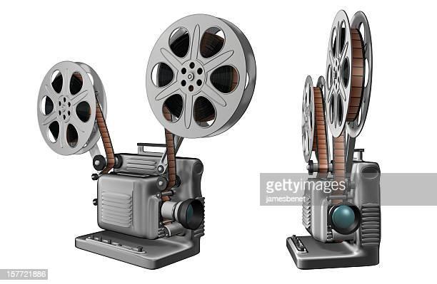 Due viste (3D) Proiettore cinematografico