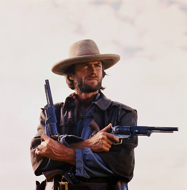 CA: 31st May 1930 - Clint Eastwood Is Born
