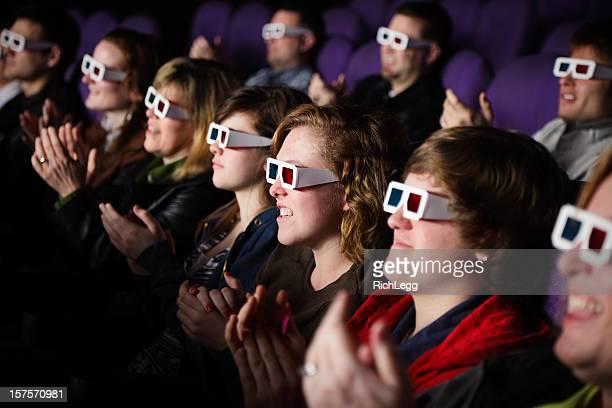 Cinéma 3D public