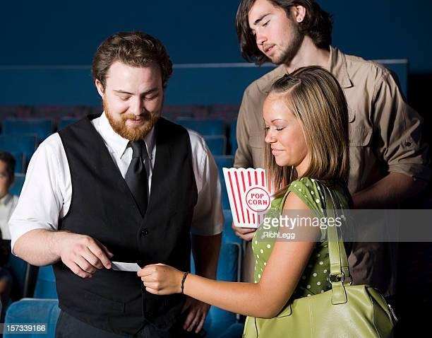 Movie Theater Usher