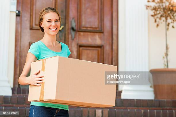 Moving Into New College Dorm