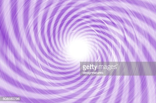Moving Long Exposure Spiral : Stockfoto