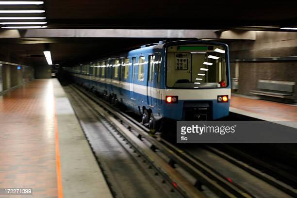 Moving Metro