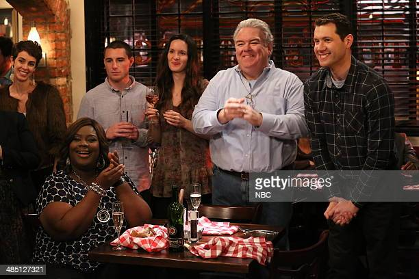RECREATION 'Moving Up' Episode 621/622 Pictured Retta as Donna Meagle Jim O'Heir as Jerry Gergich Billy Eichner as Craig