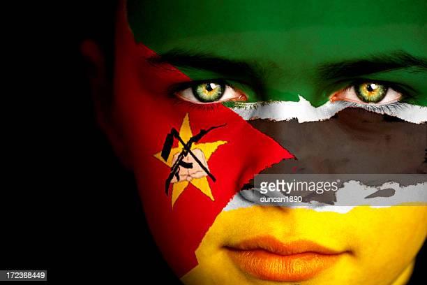Menino de Moçambique