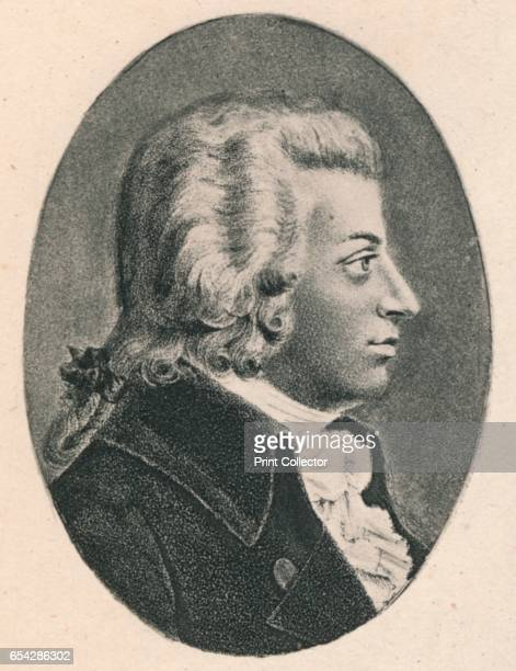 Mozart 1895 Wolfgang Amadeus Mozart German Classic composer From The Musical Educator Volume II by John Greig MA Mus Doc [T C E C Jack Edinburgh...