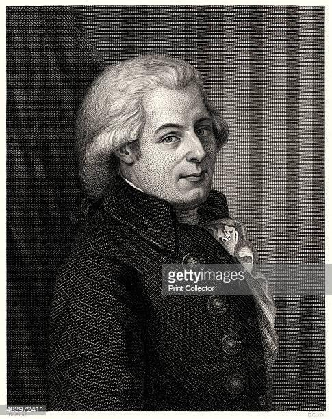 'Mozart' 19th century Wolfgang Amadeus Mozart Austrian composer