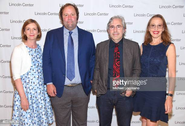 'Mozart in the Jungle' creators writer Susan Coyne producer Will Graham Executive Producer and director Paul Weitz and producer Caroline Baron attend...