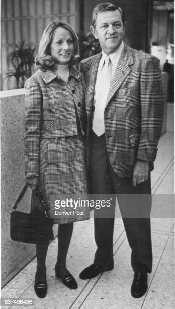 Mr And Mrs DanielsDenver businessman Bill Daniels is challenging Governor John Vanderhoof in the Republican primary Daniels a selfmade millionaire is...