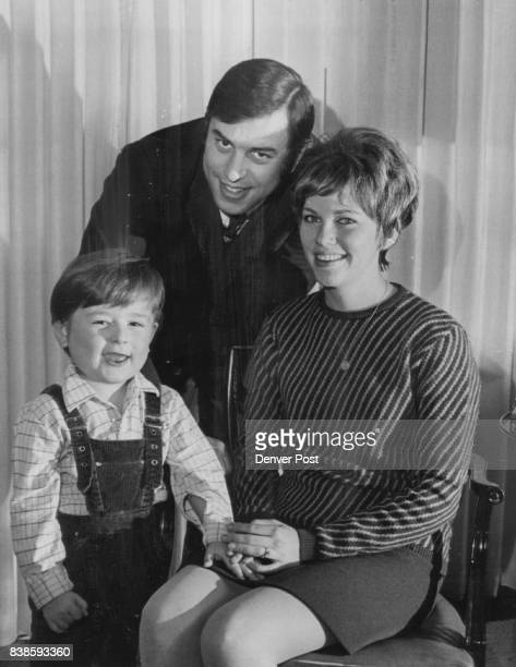 Mr and Mrs Hans Peter Teltscher and their 3yearold son Thomas are houseguests at the at the University of Vienna Credit Denver Post
