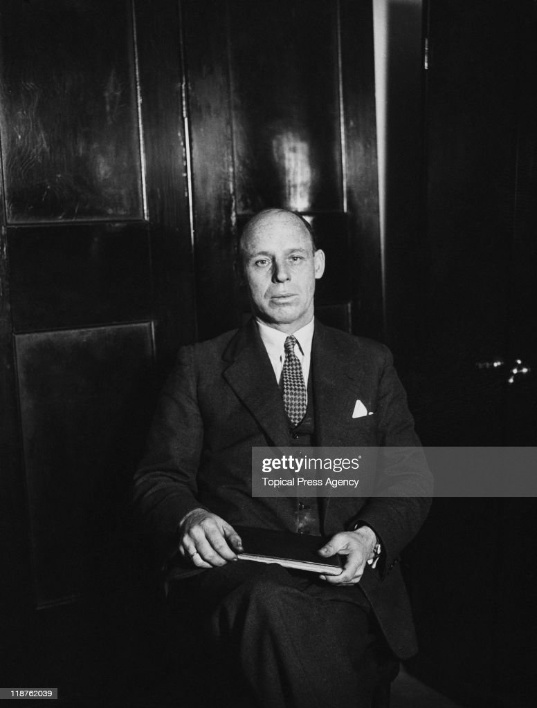 Mr Bird, publisher of of the News of The World, 20th November 1935.