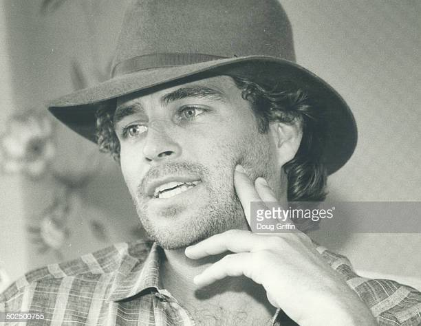 Mr Clean Dynasty star Ted McGinley top en route to a beard Right in cleanercut Happy Days and far right as Ace in the nowsunk Love Boat