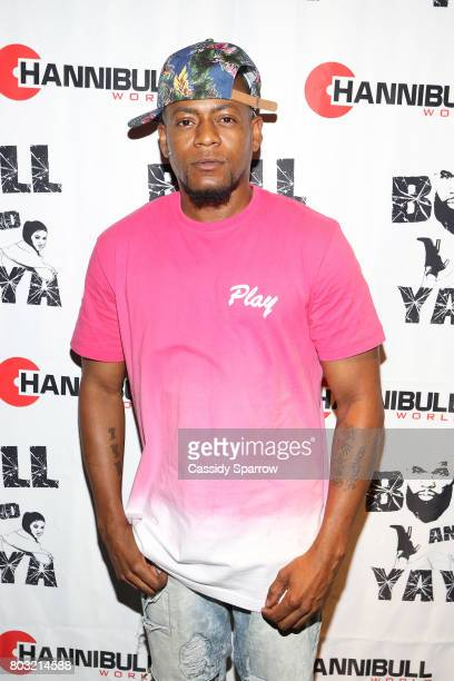 Mr Commodore attends The Film Review Comedy Show at Helen Mills Theater on June 28 2017 in New York City