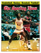 Indiana Hoosiers' Scotty May January 31 1976 Mr Do It All Scotty May Indiana U