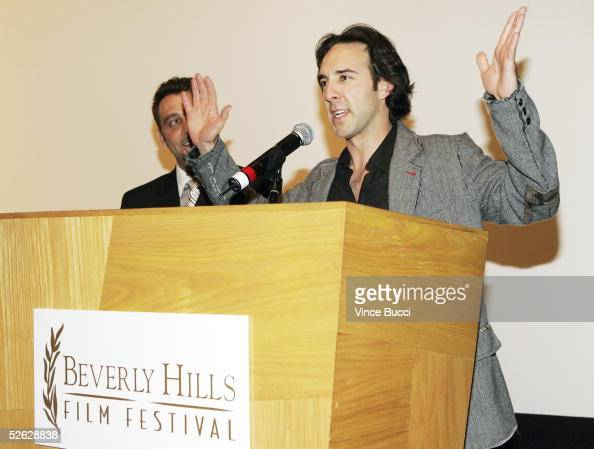 premiere of quotmr dramaticquot at the beverly hills film