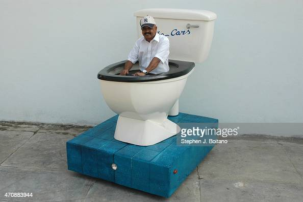 mr k sudhakar sits in a toilet car at the sudha cars pictures getty images. Black Bedroom Furniture Sets. Home Design Ideas