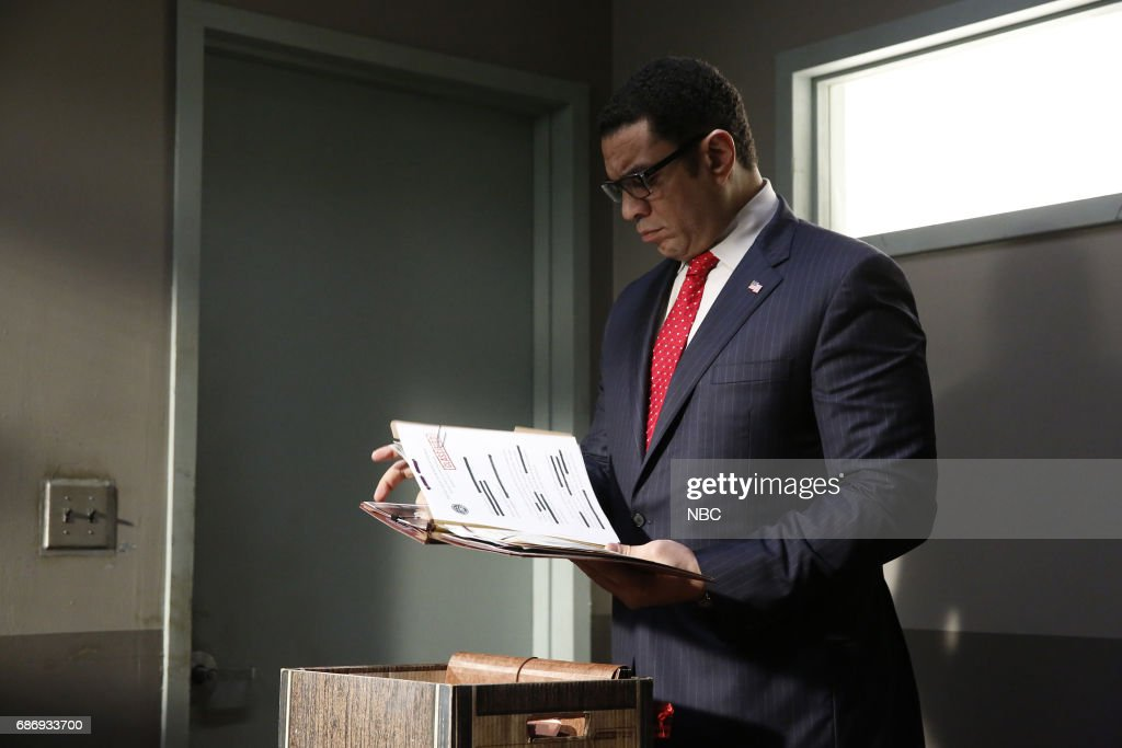 THE BLACKLIST -- 'Mr. Kaplan: Conclusion' Episode 422 -- Pictured: Harry Lennix as Harry Cooper --