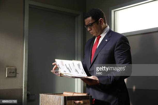 THE BLACKLIST 'Mr Kaplan Conclusion' Episode 422 Pictured Harry Lennix as Harry Cooper