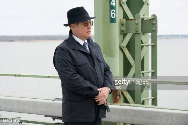 THE BLACKLIST 'Mr Kaplan Conclusion' Episode 422 Pictured James Spader as Raymond 'Red' Reddington