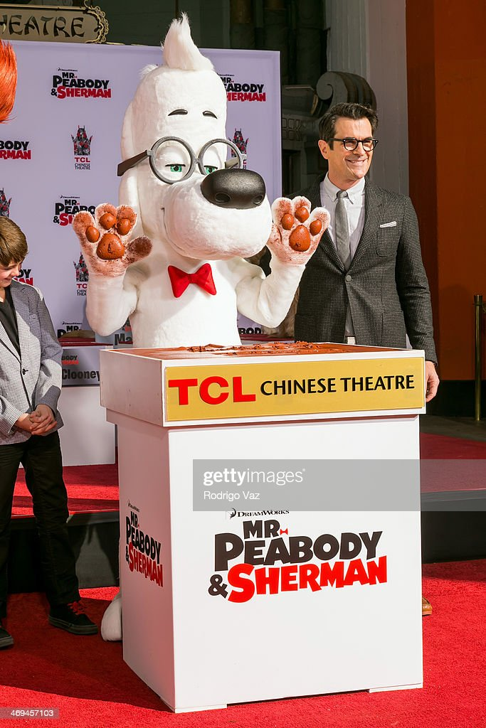 Ty Burrell Mr Peabody