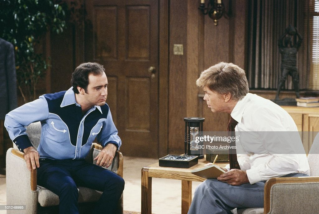 TAXI - 'Mr. Personailities' which aired on Month October 22, 1981. (Photo by ABC Photo Archives/ABC via Getty Images) ANDY
