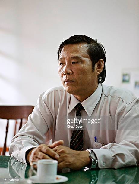 Mr Pham Thanh Cong survivor of the My Lai massacre when 504 defenseless Vietnamese civilians mostly women and children were shot by by US Army forces...