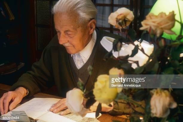 Mr Rossignol of Houlgate France was the florist of novelist Marcel Proust