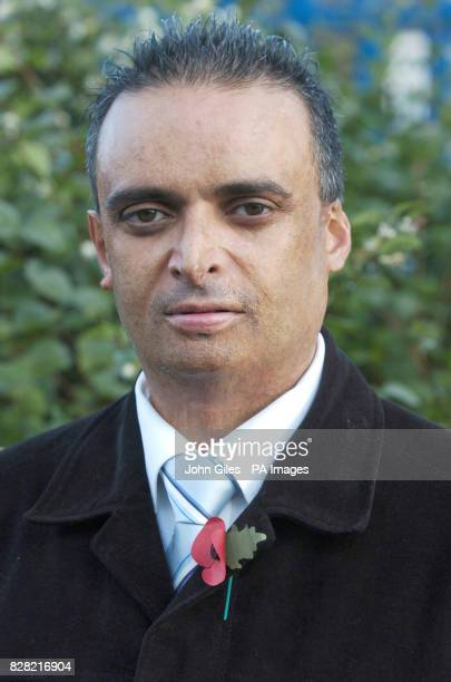 Mr Safiq Patel relates to the media today Wednesday 9 November 2005 how muslims picked up the tapes thinking they were readings or prayers from the...