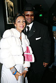 Mrs and Mr Terry Lewis during XM Satellite Radio Salutes Ludacris at Post Grammy Party Hosted by Queen Latifah Inside at Social in Hollywood...