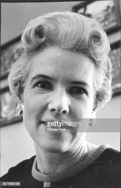 Mrs Bert Gregory Mother of three Credit Denver Post