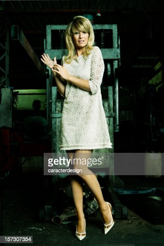 Socialite 1960s stock photos and pictures getty images - Madame coquette ...