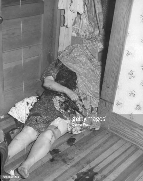 Mrs Elizabeth Macri Archina Frank Murder Credit The Denver Post
