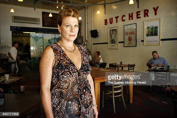 Mrs Gwenda O'Neill who with her husband James owns and runs The Butcher Shop Cafe in Mudgee in the NSW central west Local businesses are fighting a...
