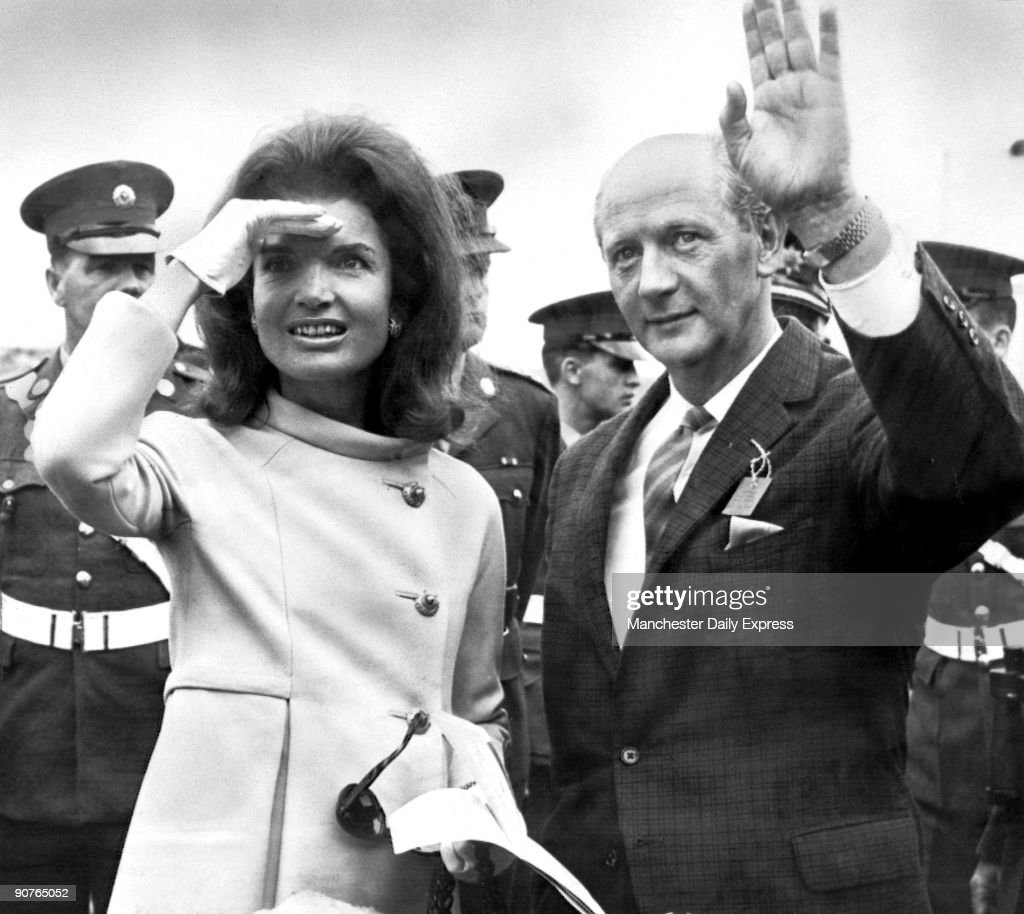 �Mrs Jackie Kennedy and the Prime Minister Mr Jack Lynch were spectators at The Curragh� The Curragh Racecourse in Kildare is the headquarters of...