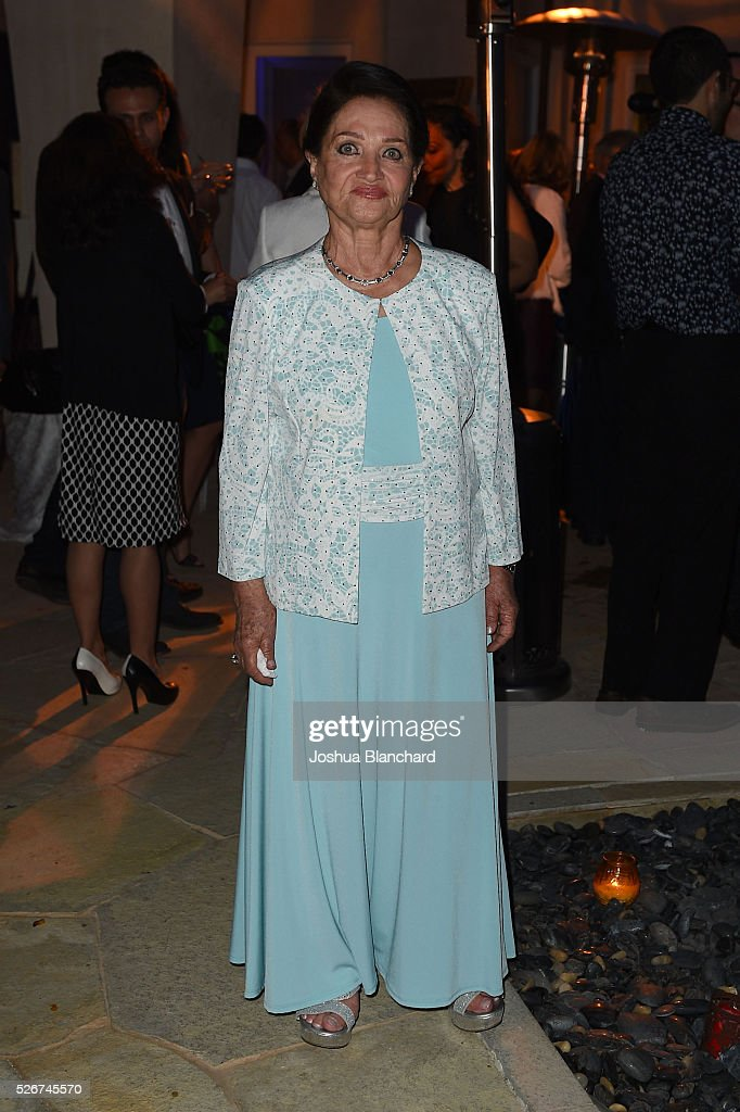 Mrs. Parvin Arasteh attends the Arasteh Foundation 2016 on March 30, 2016 in Los Angeles, California.